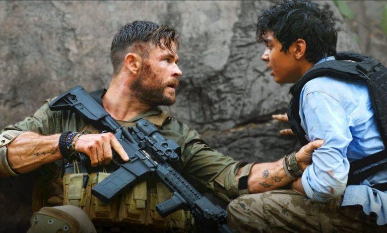 O Resgate filme de maior audiência da Netflix