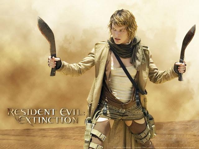 Resident Evil 3 — A Extinção