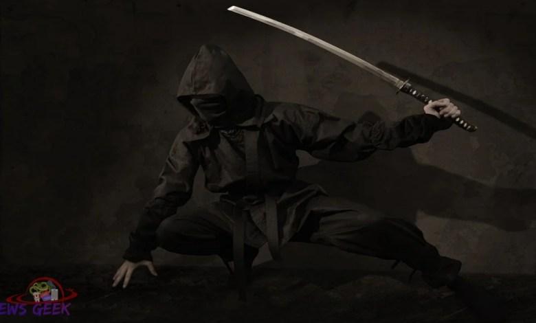 Ninjas lendários em Naruto Shippuden.
