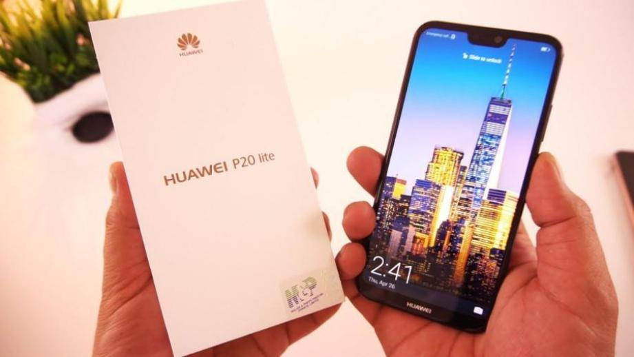 Huawei P20 Lite - 30 celulares até 2000 reais que valem a pena conferir