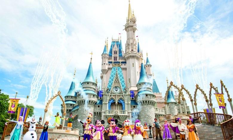 Parques da Walt Disney World Irão Voltar a Funcionar
