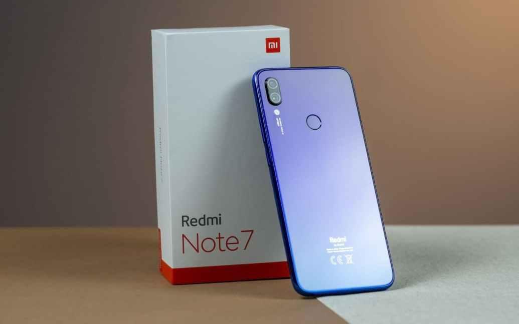 Redmi Note 7 - 30 celulares de até 2000 reais que valem a pena