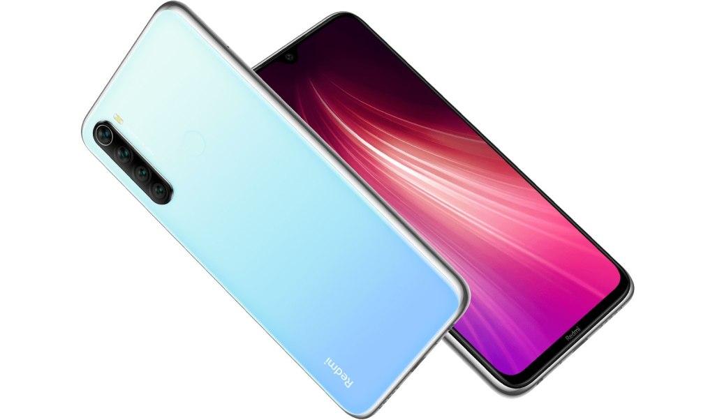Redmi Note 8 - 30 celulares até 2000 reais