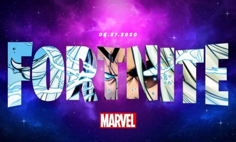 Novo evento de Fortnite tem como tema a Marvel na Quarta temporada capítulo 2 — Foto: Divulgação/Epic