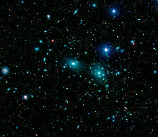 NGC 4889, Veja Quais São As 5 Maiores Galáxias do Universo, Andrômeda e Via Láctea Não Estão na Lista
