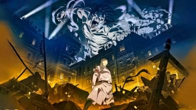 Temporada Final de Attack On Titan em Dezembro de 2020