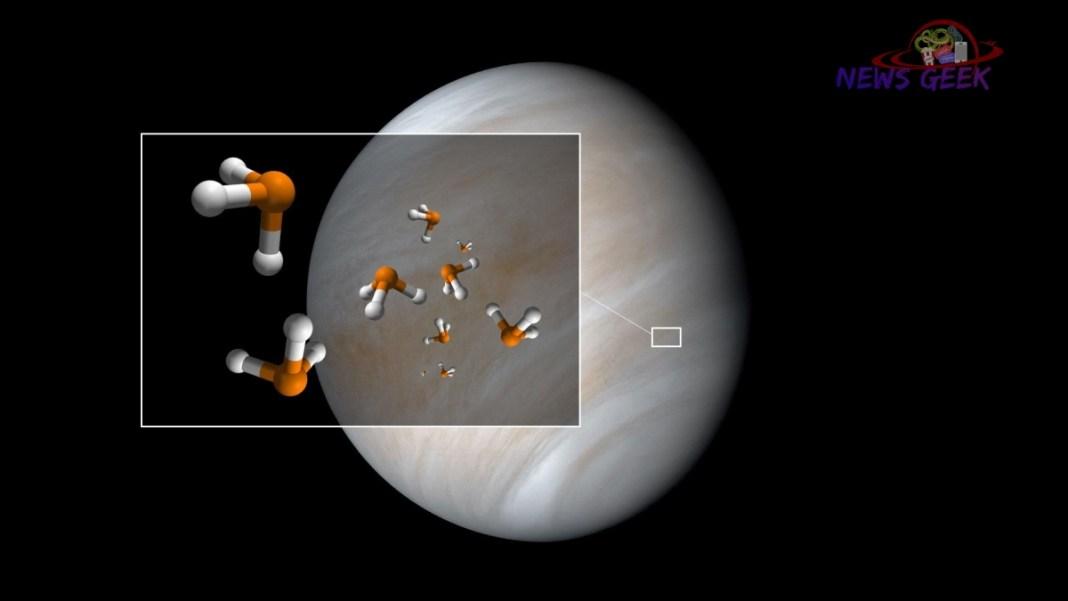 Reprodução - Vênus, segundo planeta do sistrema solar e o mais quente dentro eles.