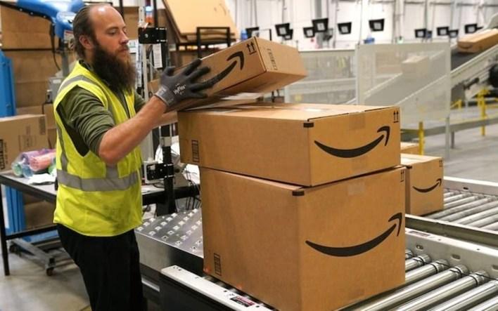 Amazon Acaba de Abrir três Novos Armazéns no Brasil