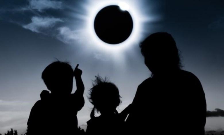 Eventos Astronômicos de Dezembro - Eclipse Solar Total
