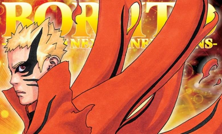 Foto/Reprodução: Naruto no Modo Bárion edição capítulo 52.