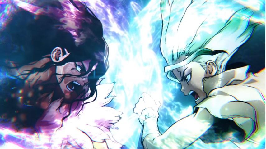 Continuações de Animes em Janeiro: Dr. Stone: Stone Wars