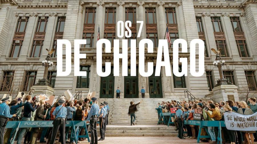 Filme Os 7 de Chicago, News Geek