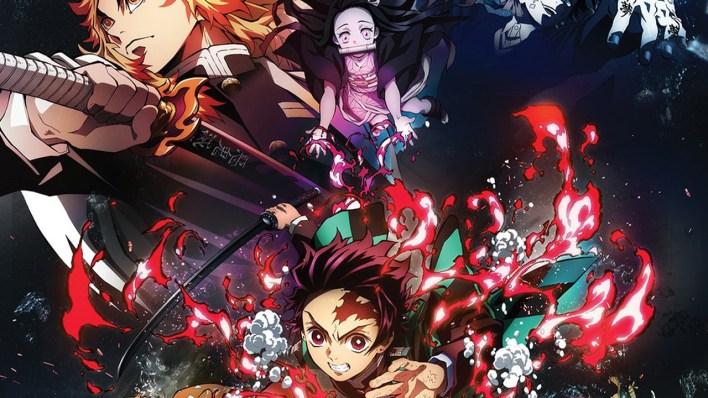 Demon Slayer Mugen Train - Filmes de Animes Submetidos ao Oscar