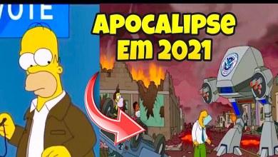 Os Simpsons previrão o fim do mundo para 20 de Janeiro de 2021?
