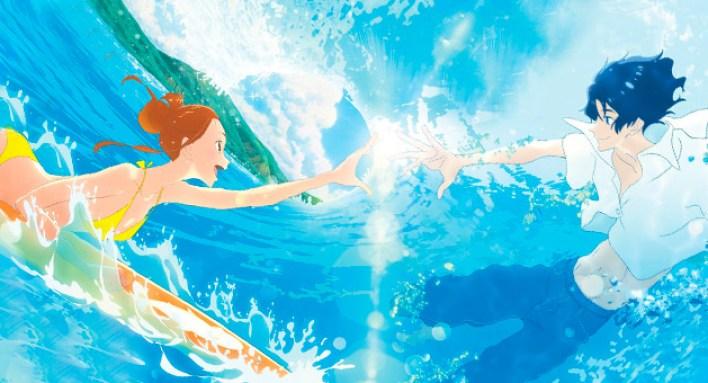 Ride Your Wave - Filmes de Animes Submetidos ao Oscar