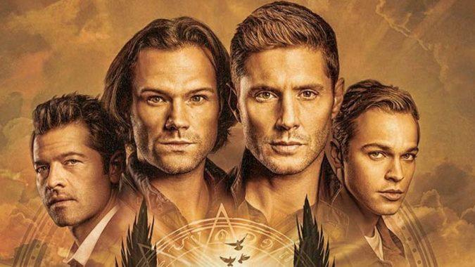 Prime Video Janeiro 2021 - 15ª Temporada de Sobrenatural
