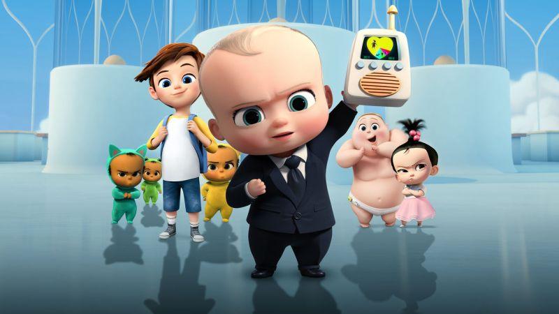 As Animações mais Vistas de 2020 - O Chefinho: De Volta aos Negócios