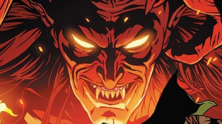 Entenda Porque Mephisto não apareceu em WandaVision