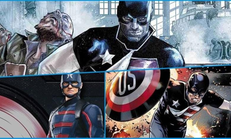 Quem é o Novo Capitão América da Marvel?