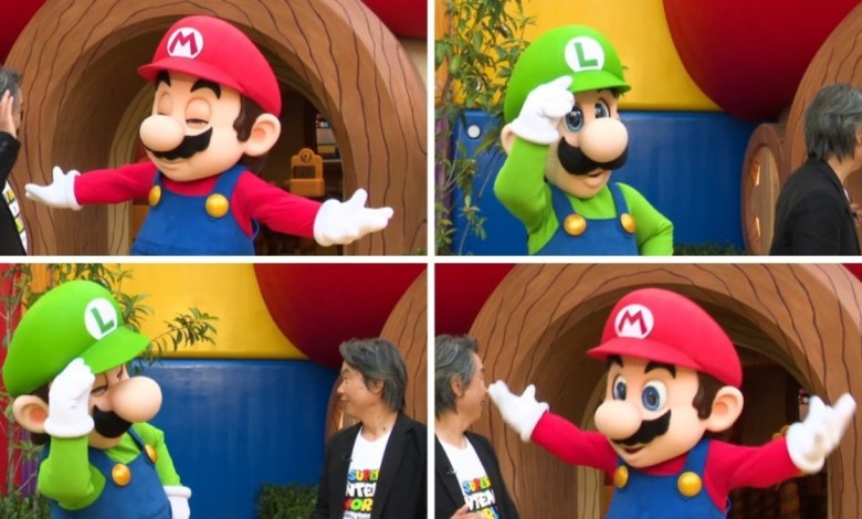 Foto - Nintendo.