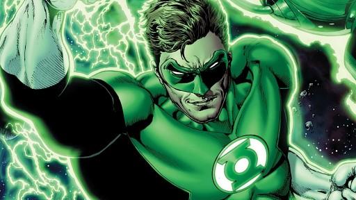 Os Heróis Mais Populares dos quadrinhos - Lanterna Verde