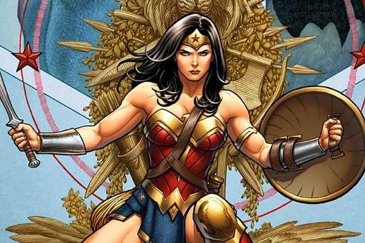 Mulher Maravilha - Heróis mais populares dos quadrinhos