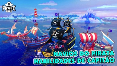 Foto/Reprodução: Pirate Code | PlayStore.