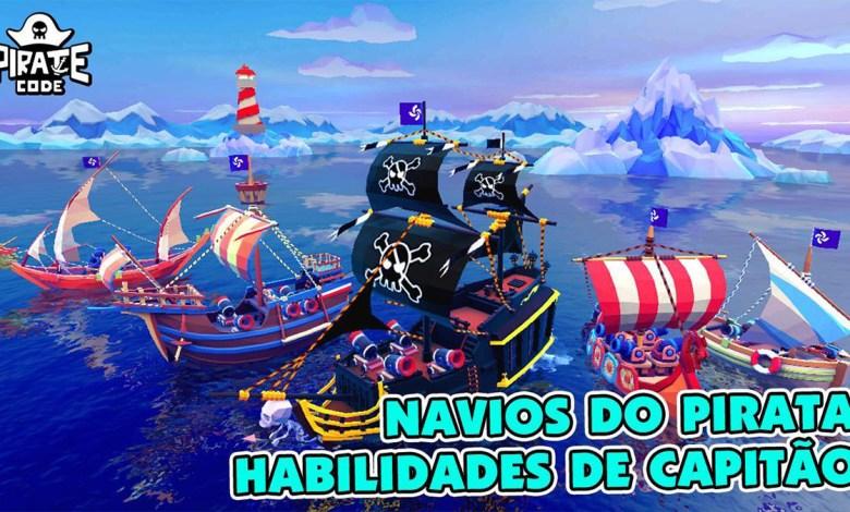 Foto/Reprodução: Pirate Code   PlayStore.