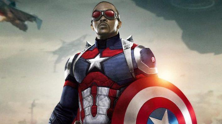 Sam Wilson, Capitão América