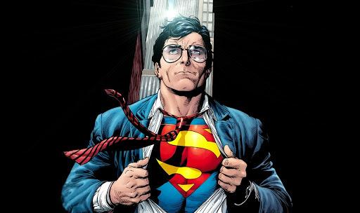 Os Heróis Mais Populares das Hqs - Superman