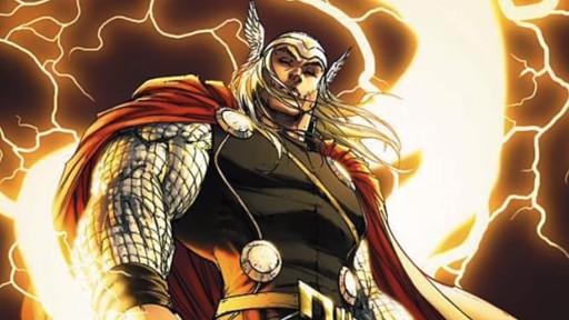 Os Heróis Mais Populares dos quadrinhos - Thor