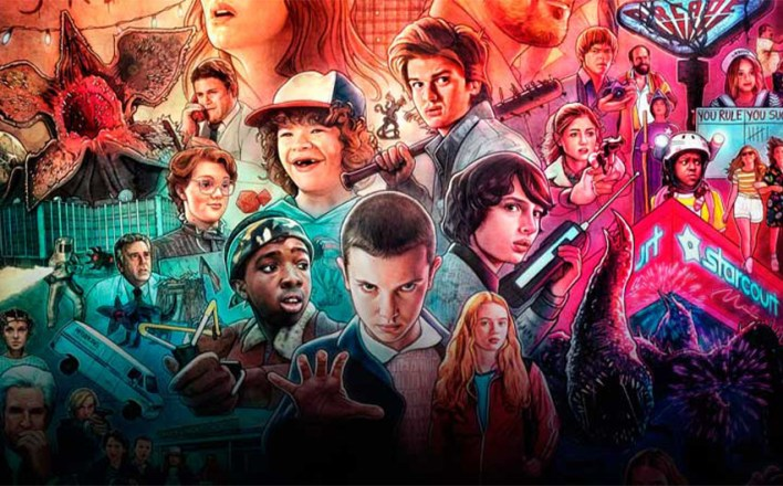 Assistir Netflix - Stranger Things