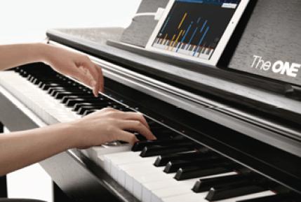App para tocar teclado