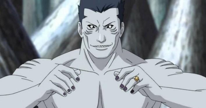 Foto/Reprodução: Kisame   Anime Naruto.