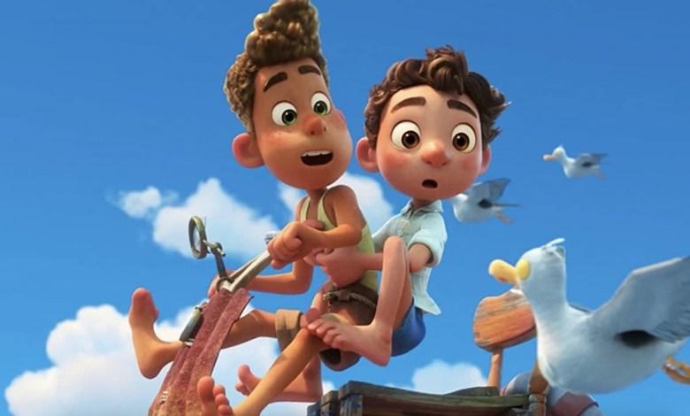 Luca, o Filme da Disney+ essa nova animação Da Pixar é boa de assistir?