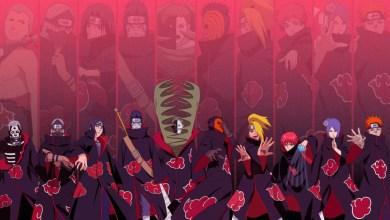 Foto/Ilustração: Akatsuki | Anime - Naruto.