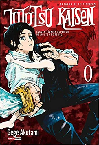 Mangá de Jujutsu   Weekly Shōnen Jump, Shueisha.