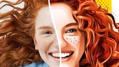 Aplicativo para transformar foto em desenho 3D