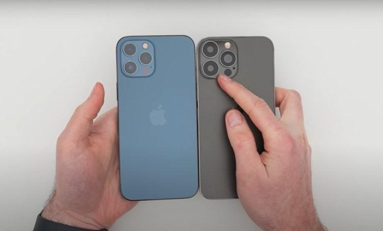 Vazamento iPhone 13 Mostra Possível Câmera do Celular, Novo IOS da Apple