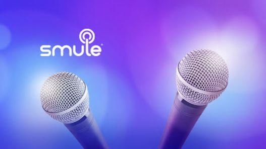 App para cantar smule
