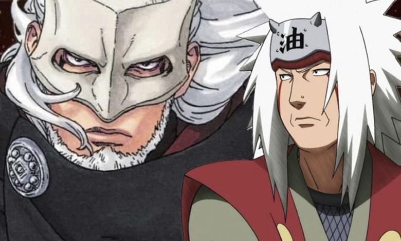 Foto/ilustração: Kashin Koji | Anime Boruto.