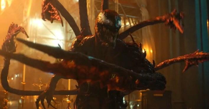 Venom: Tempo de Carnificina chega aos cinemas em Outubro