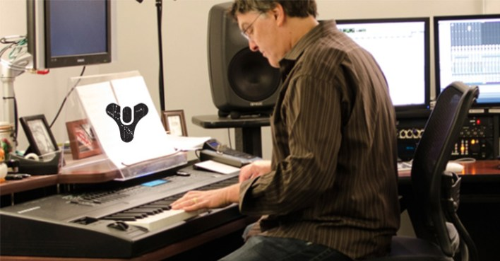 Foto/Reprodução: O'Donnell, antigo compositor musical da Bungie.
