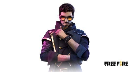 Personagem Alok - Imagem: Garena Free Fire