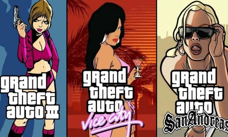 GTA The Trilogy remake