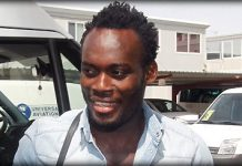 Wpid Essien At Real
