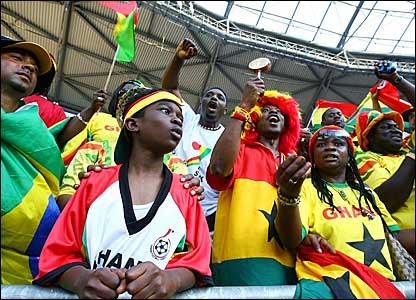 Wpid Ghana Fans
