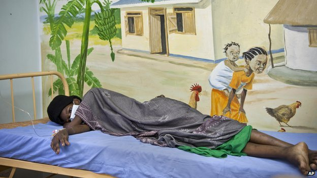 The World Bank was set to approve a new project in Uganda to strengthen its health services