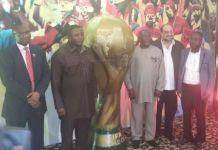 Wpid Dignitaries At The Launch On Wednesday