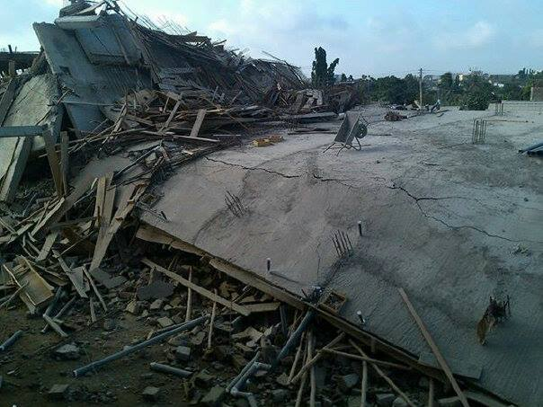 Nii Boi building collapse